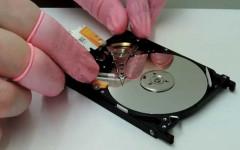 Как исправить сбойные сектора на диске в Windows