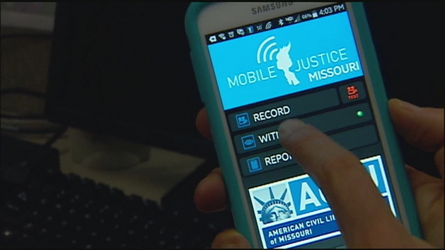 New ACLU app helps record encounters with police