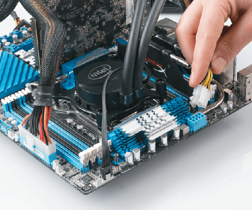 Stepwise Diagnosing PC