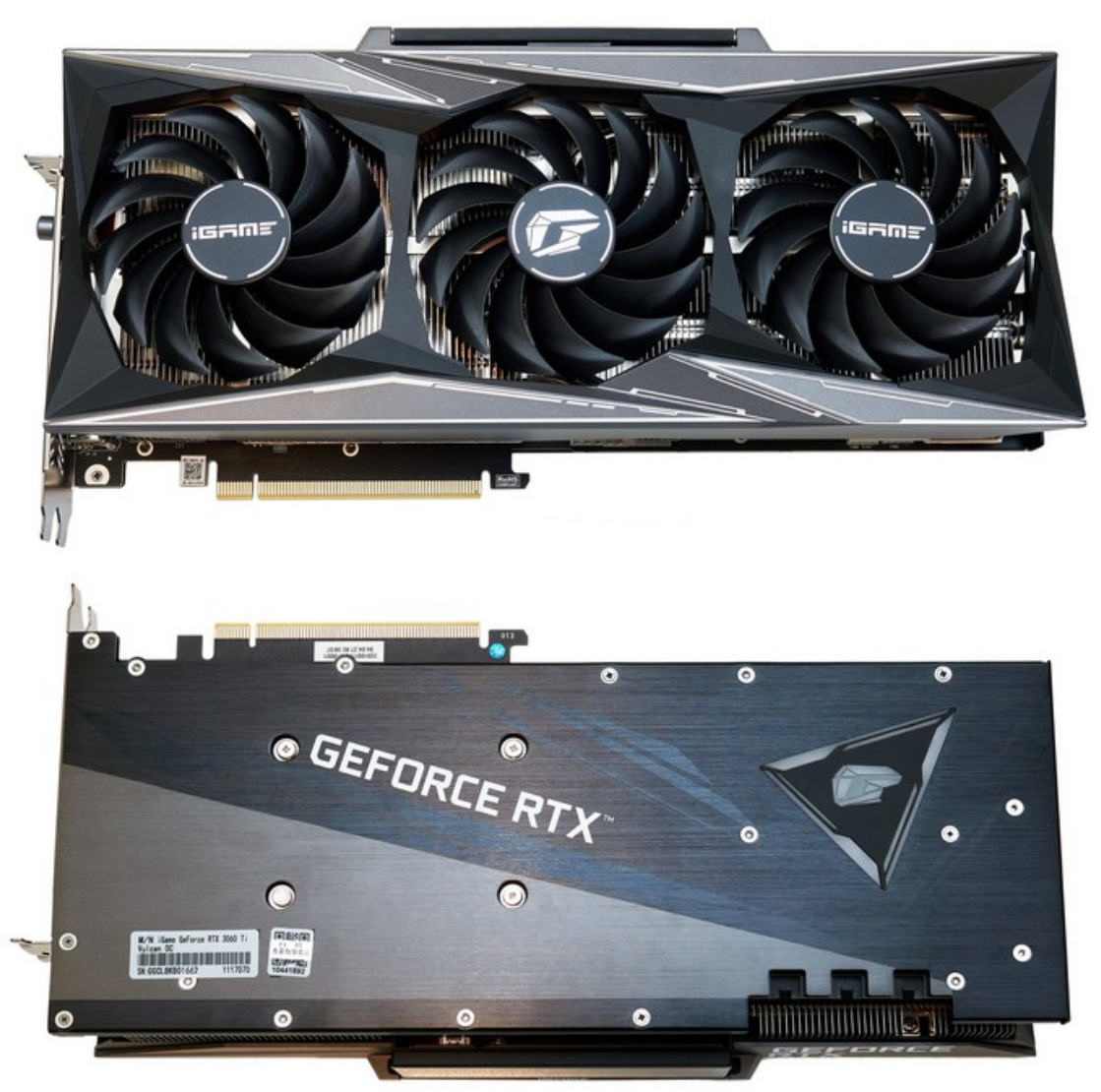 iGame GeForce RTX 3060 Ti Vulcan OC V Review