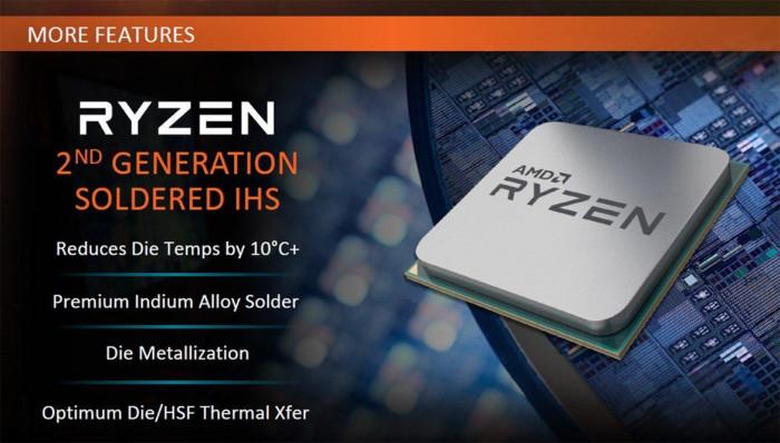 Обзор и тестирование процессора второго поколения AMD Ryzen: 2700X и 2600X