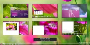 Purple Dream 8 - тема для Windows8