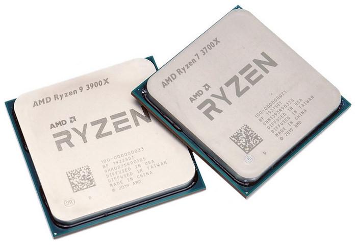 AMD Ryzen 9 3900X и Ryzen 7 3700X Обзор: Zen 2 впечатляет
