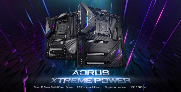Материнская плата Gigabyte Aorus X570 и PCIe 4.0 SSD: всё готово к работе с Ryzen 3000